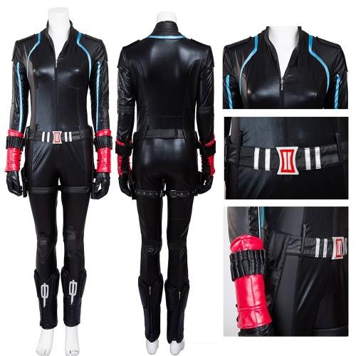 Black Widow Natasha Romanoff Cosplay Costumes