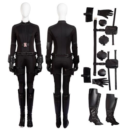 Black Widow Cosplay Civil War Costume