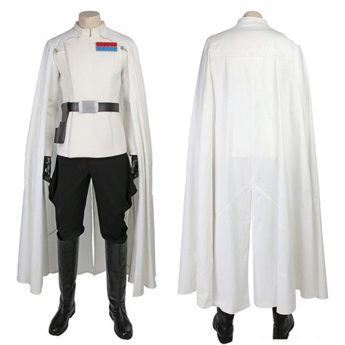 Orson Krennic Cosplay Costume Rogue One A Star Wars Story Cosplay Costume