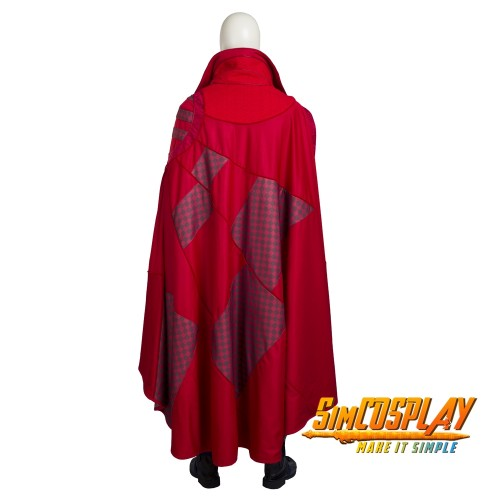 Doctor Strange Cosplay Cape Spiderman No Way Home Cosplay The Cloak of Levitation