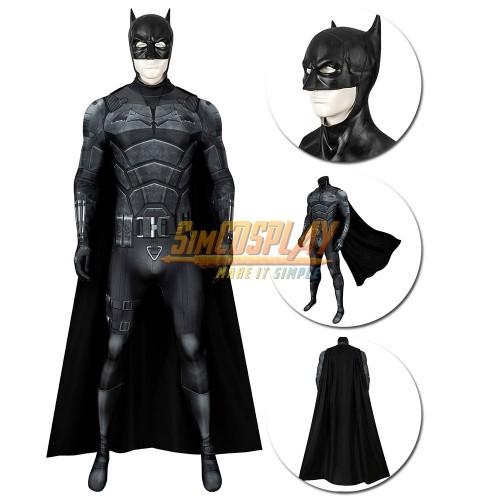 Batman Cosplay Suit The 2021 Batman BatSuit Spandex Edition