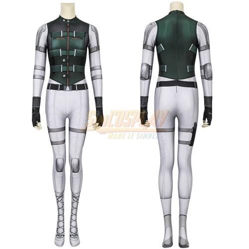 Black Widow 2020 Yelena Belova Spandex 3D Printed Cosplay Suit