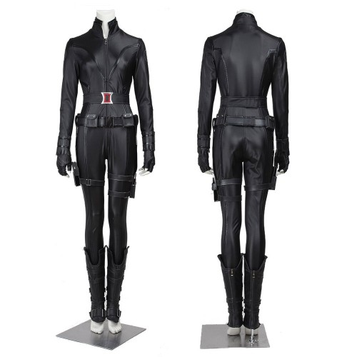 Black Widow Agents of SHIELD Cosplay Suit Classic Black Costumes