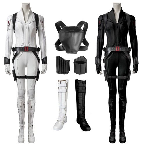 Black Widow Cosplay Costume 2020 Black Widow Natasha Suit Top Level