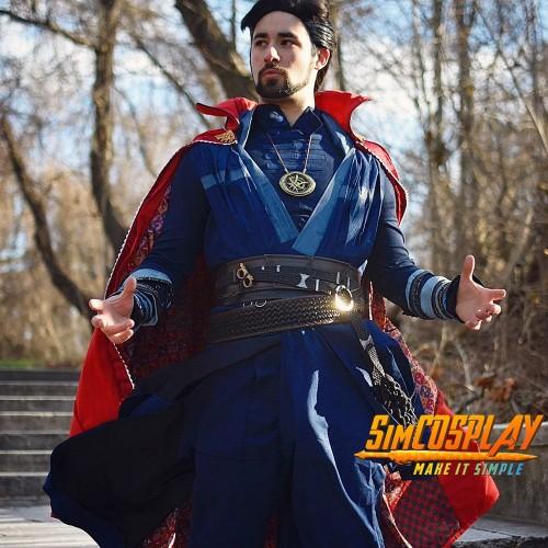 Doctor Strange Costume Dr Strange Stephen Strange Cosplay Suit Promotion Edition