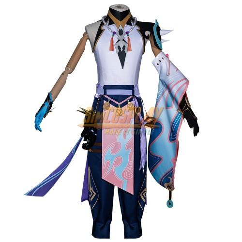 Genshin Impact Xiao Cosplay Costume SimCosplay