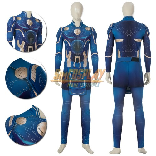 Eternals Ikaris Cosplay Costumes Custom Size Supported