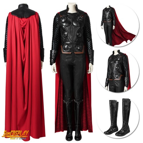 Female Thor Cosplay Costume Love and Thunder Cosplay Suit Ver.1