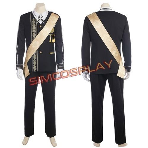 FFXV Noctis Lucis Caelum Cosplay Costume Evening Suit