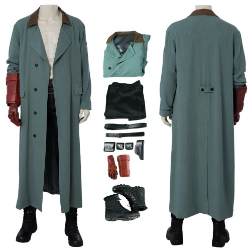 Hellboy Anung Un Rama Cosplay Costumes Rise of the Blood Queen Version