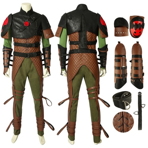Hiccup Cosplay Costume How to Train Your Dragon 2 Edition