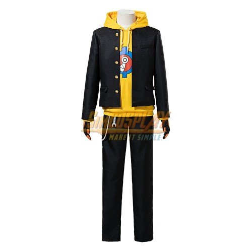 SK8 the Infinity Reki Kyan Skater Cosplay Costumes Promotion Edition