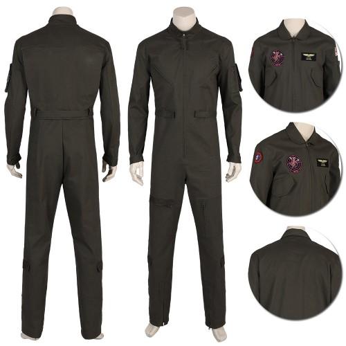 Peter Maverick Mitchell Cosplay Costumes Top Gun 2 Maverick Cosplay Suits