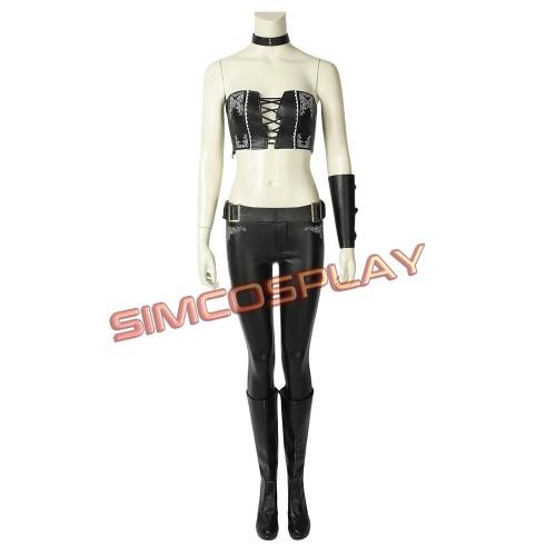 Devil May Cry V Trish Gloria Cosplay Costume DMC 5 Edition