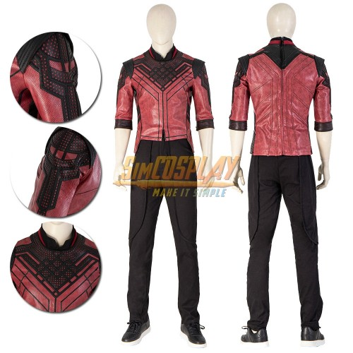 Shang-Chi Cosplay Costumes Custom Size Supported