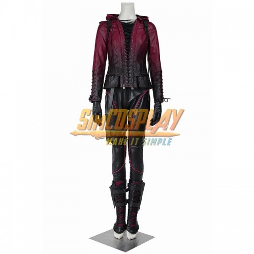 Red Arrow Thea Queen Cosplay Costumes sim1126ratq