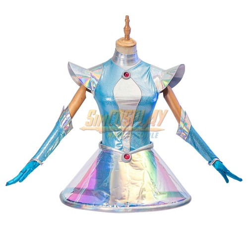 Space Groove Lux Cosplay Costumes Custom Size Supported