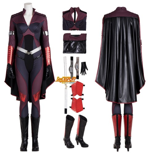 Stormfront Cosplay Costumes 2020 The Boys S2 Cosplay Suit Sim200806