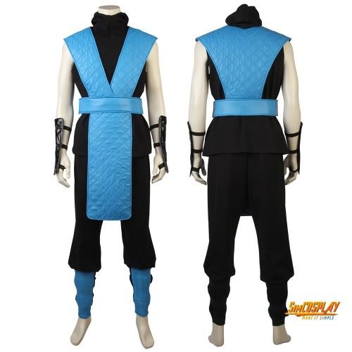 Sub-Zero Cosplay Costume Mortal Kombat Cosplay Outfits