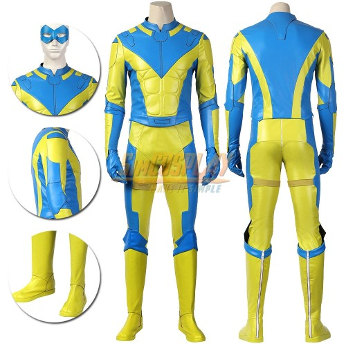 The Sucide Squad 2 Javelin Cosplay Costumes Custom Size Supported