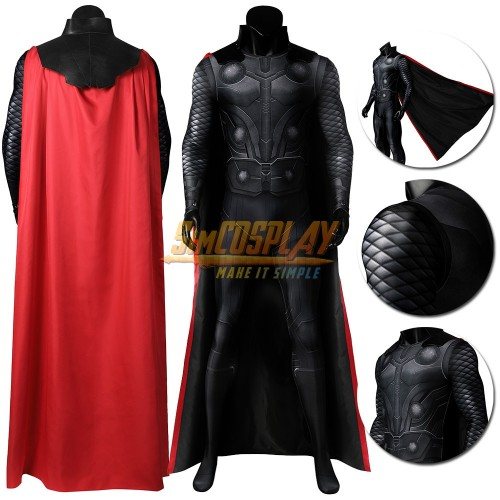 Thor Cosplay Costumes Avengers Endgame Thor Spandex Cosplay Suit