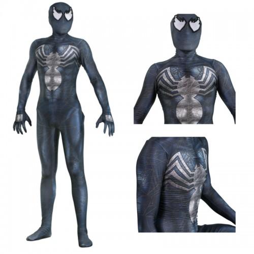 Venom Symbiote Cosplay Costume Zentai Jumpsuit
