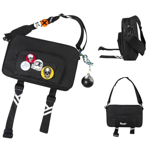 Watch Dogs 2 Dedsec Crossbody Bags Watch Dogs Cosplay Accessories