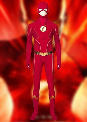 Simcosplay The Flash Cosplay Costumes